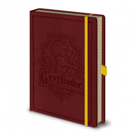 Carnet de Notes Deluxe Harry Potter Gryffondor