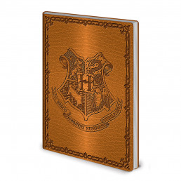 Carnet de Notes A5 Harry Potter Poudlard Couverture Souple