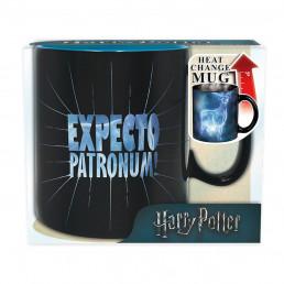 Mug Thermoréactif Harry Potter Expecto Patronum 460 ml