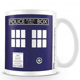 Mug Tardis Dr Who