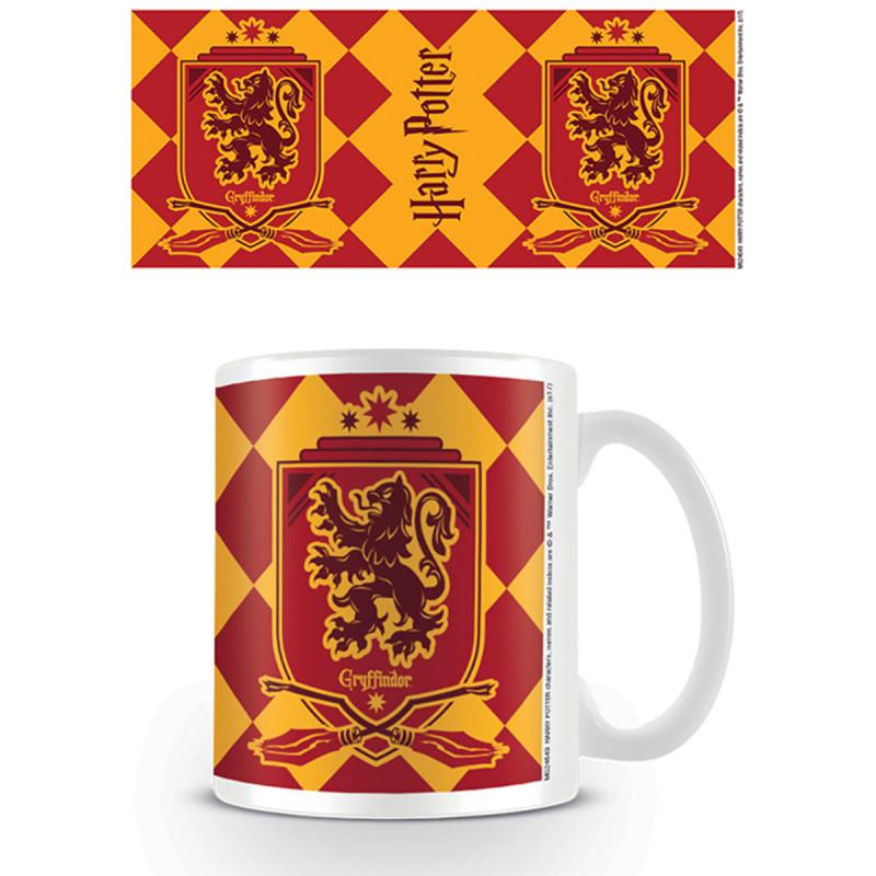 Mug Harry Potter Gryffondor Serpentard Poufsouffle Ou Serdaigle