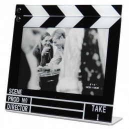 Cadre-Photo Clap de Cinéma