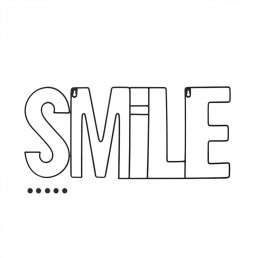 Porte-Photos Smile Magnétique