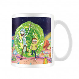 Mug Rick & Morty