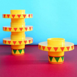 Shooters Sombrero - Lot de 4