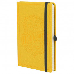 Carnet de Notes Deluxe Harry Potter Poufsouffle