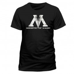 T-Shirt Harry Potter Ministry of Magic