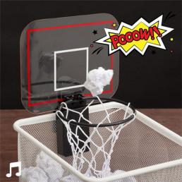 Panier de Basket Sonore pour Corbeille