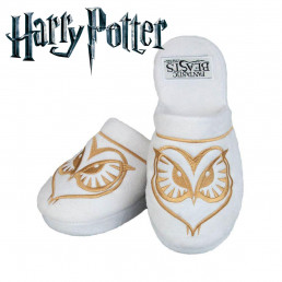 Chaussons Harry Potter Hedwige