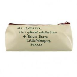 Trousse Harry Potter - Lettre Poudlard