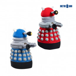 Peluche Sonore Dalek Dr Who