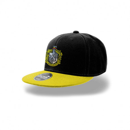 Casquette Harry Potter Poufsouffle Blason