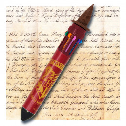 Stylo Multicolore Harry Potter