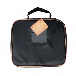 Lunch Bag Noir Harry Potter Poudlard