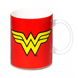 Mug Wonder Woman Logo