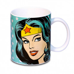 Mug Wonder Woman Portrait