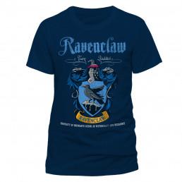 T-Shirt Harry Potter Serdaigle Quidditch