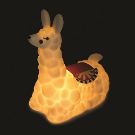 Mini Veilleuse Lama
