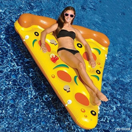 Maxi Matelas Gonflable Pizza