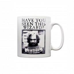 Mug Harry Potter - Wanted Sirius Black