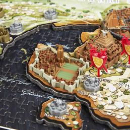 Puzzle 4D Game of Thrones Essos