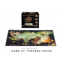 Puzzle 4D Game of Thrones Essos