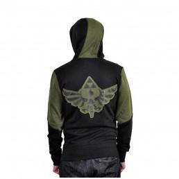 Veste Bicolore The Legend of Zelda avec Capuche