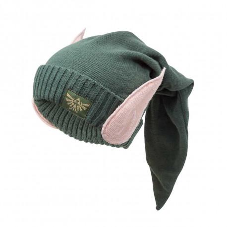 Long Bonnet Zelda avec Oreilles d'Elfe