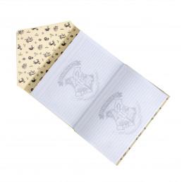 Carnet de Notes Harry Potter Lettre Poudlard