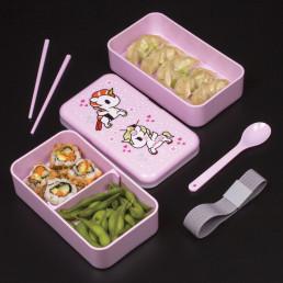 Bento Box Tokidoki Licornes