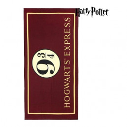 Serviette de Plage Harry Potter Voie Express 9 3/4