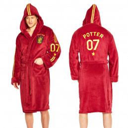 Peignoir Harry Potter Quidditch N°7