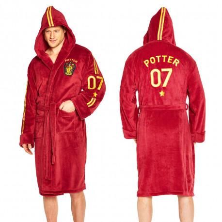 Peignoir Harry Potter Quidditch N°7