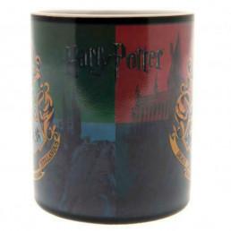 Mug Thermoréactif Harry Potter Blason Poudlard