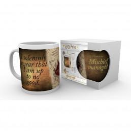 Mug Harry Potter Carte du Maraudeur