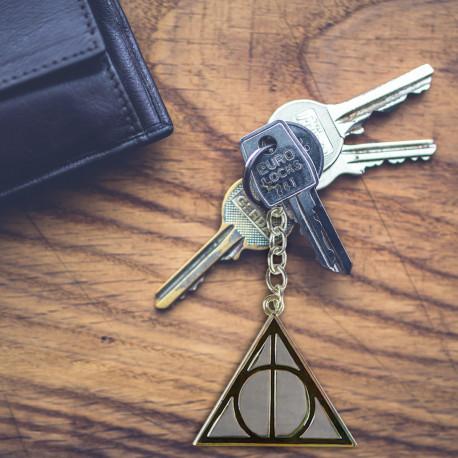Porte-Clés Métal Harry Potter Les Reliques de la Mort