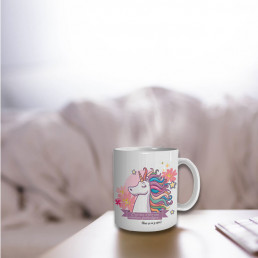 Mug Licorne Créature Fantastique