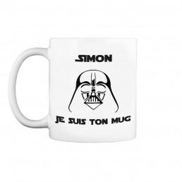 Mug Personnalisable Je suis ton Mug