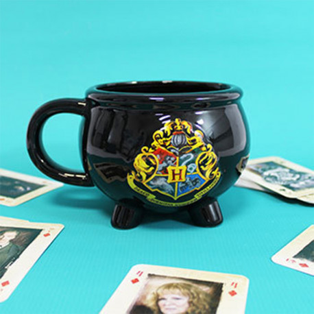 Tasse Chaudron Harry Potter Poudlard 400 ml