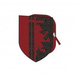 Porte-Monnaie Harry Potter Bouclier Gryffondor