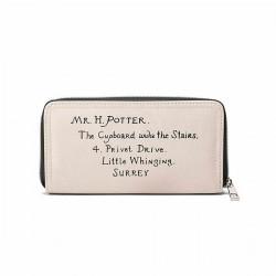 Portefeuille Harry Potter Lettre Poudlard