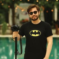 T-shirt Batman Logo Chauve-Souris Coupe Homme