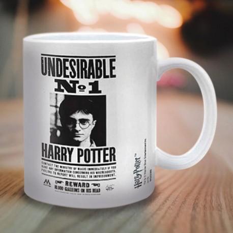 Mug Harry Potter - Undesirable n°1