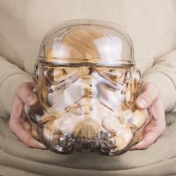 Boîte à Gâteaux Stormtrooper Star Wars en Verre et Liège