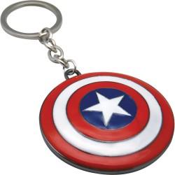Porte-Clés Métallique Avengers 3D Marvel
