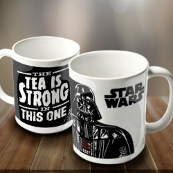 Mug Dark Vador Star Wars - The Tea is Strong