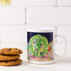 Mug Rick & Morty