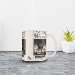 Mug Thermoréactif Harry Potter Wanted Sirius Black