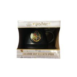 Maxi Mug Chaudron Harry Potter avec Cuillère et Couvercle