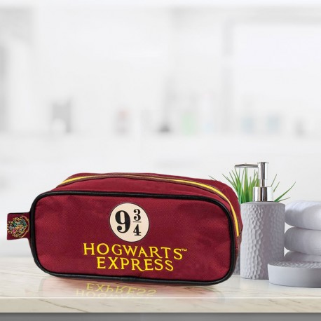Trousse de Toilette Harry Potter Poudlard Quai 9 3/4